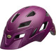 Bell Sidetrack Bike Helmet Children purple